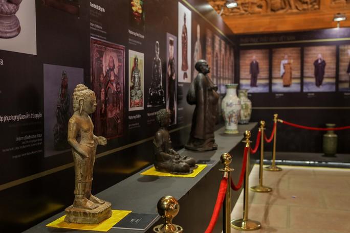 Cận cảnh Chùa Tam Chúc sẵn sàng cho đại lễ Phật đản Vesak 2019 - Ảnh 18.