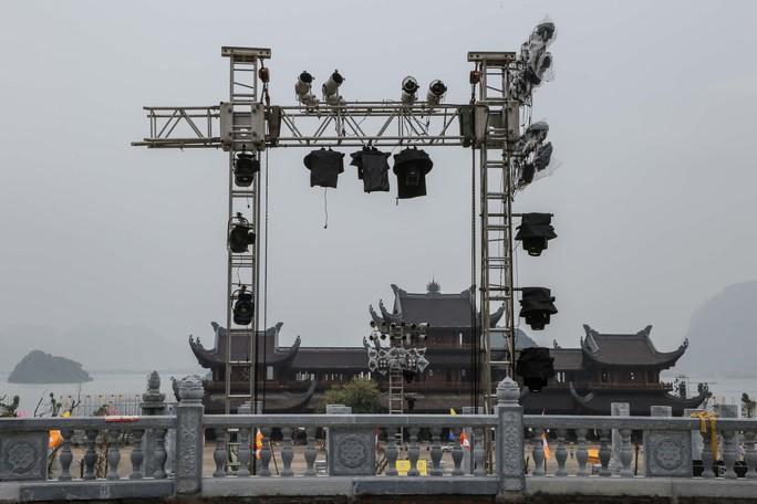 Cận cảnh Chùa Tam Chúc sẵn sàng cho đại lễ Phật đản Vesak 2019 - Ảnh 10.