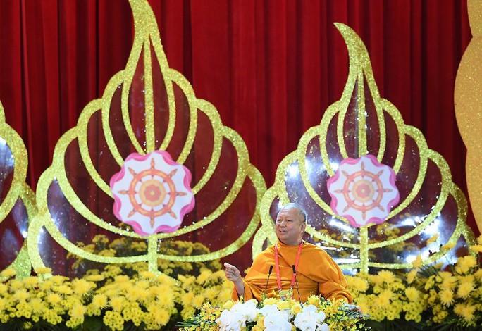 Thủ tướng: Suy nghiệm lời Phật dạy để kiến tạo xã hội tốt đẹp hơn - Ảnh 19.