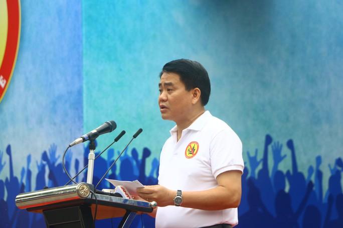 Phó Thủ tướng cùng hơn 8 ngàn người đi bộ kêu gọi Đã uống rượu bia - Không lái xe - Ảnh 4.