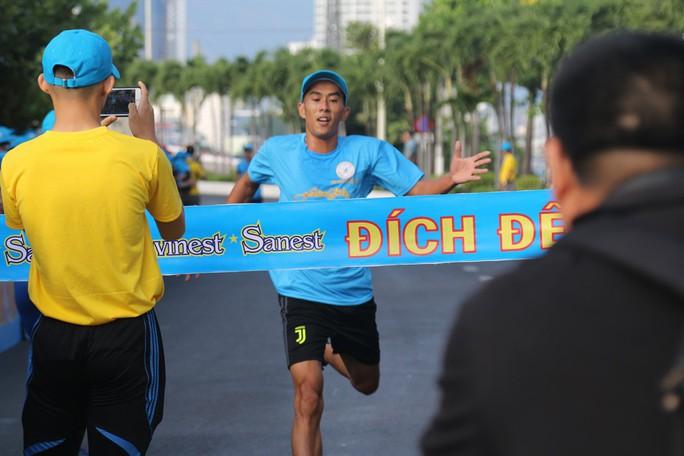 Giải việt dã 2.222 người của Yến sào Khánh Hòa lập kỷ lục Việt Nam - Ảnh 5.