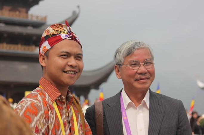 Thủ tướng: Suy nghiệm lời Phật dạy để kiến tạo xã hội tốt đẹp hơn - Ảnh 17.