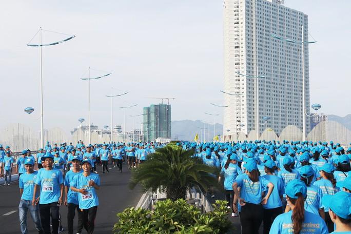 Giải việt dã 2.222 người của Yến sào Khánh Hòa lập kỷ lục Việt Nam - Ảnh 2.