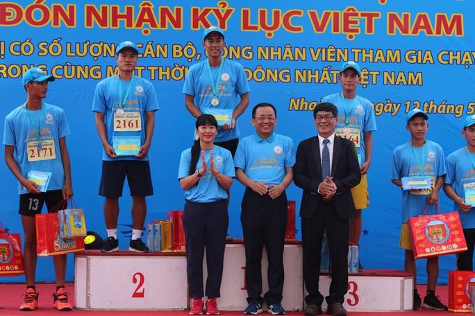 Giải việt dã 2.222 người của Yến sào Khánh Hòa lập kỷ lục Việt Nam - Ảnh 9.