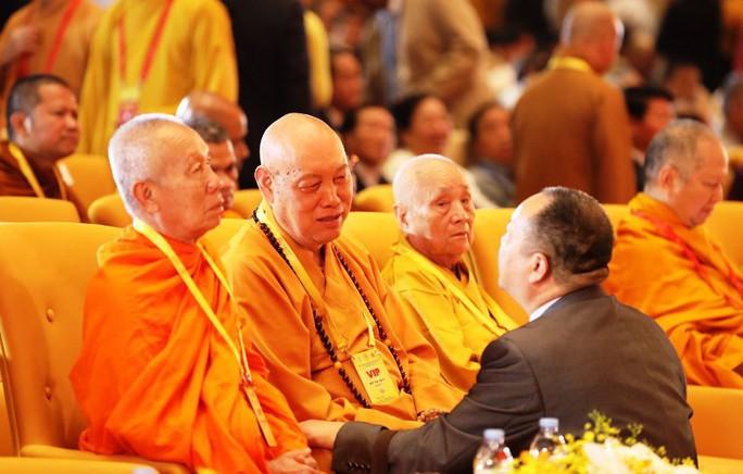 Thủ tướng: Suy nghiệm lời Phật dạy để kiến tạo xã hội tốt đẹp hơn - Ảnh 11.
