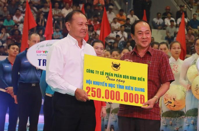 VTV Bình Điền Long An đánh bại Đại học Nam Kinh (Trung Quốc) - Ảnh 9.