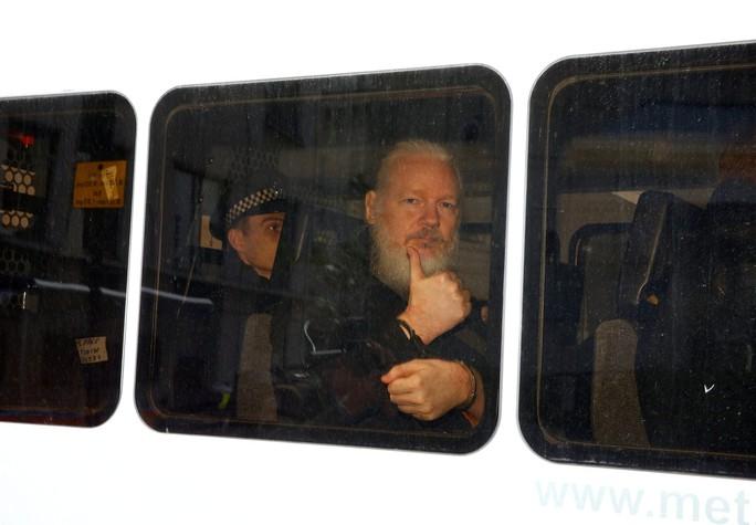 Lật lại vụ cưỡng hiếp, Thụy Điển muốn dẫn độ ông chủ WikiLeaks - Ảnh 1.