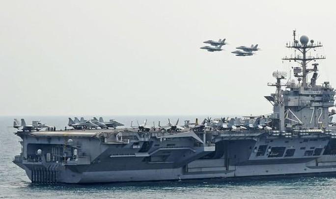 Iran dọa đánh vào đầu người Mỹ - Ảnh 2.