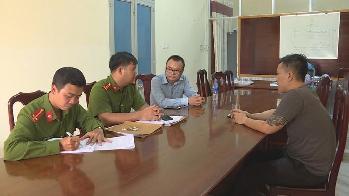 Làm rõ việc phóng viên truyền hình ANTV bị đe dọa xử cả gia đình - Ảnh 1.