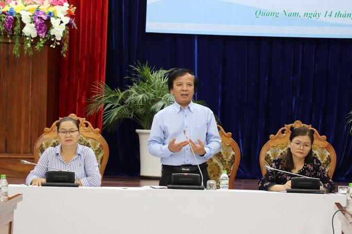Quảng Nam lần đầu tổ chức ngày hội khởi nghiệp sáng tạo - Ảnh 1.