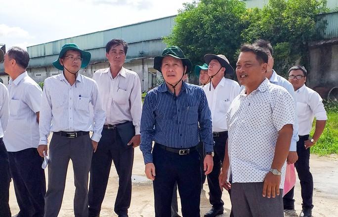 Một nhà máy đường ở Hậu Giang là thủ phạm khiến nước đen, cá chết hàng loạt - Ảnh 3.