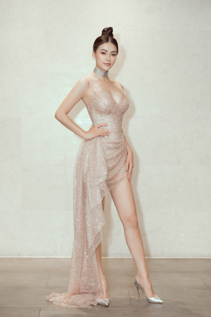 Hoa hậu Trái Đất Phương Khánh ngày càng bốc lửa - Ảnh 5.