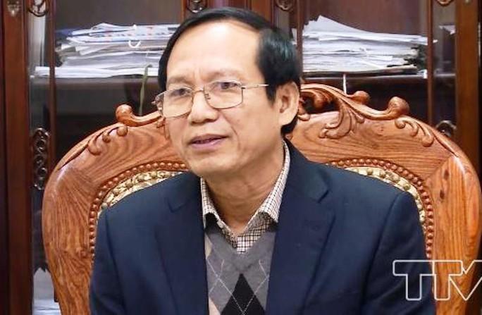 Chủ tịch huyện cấp đất công trái quy định cho em trai được điều động lên tỉnh - Ảnh 1.