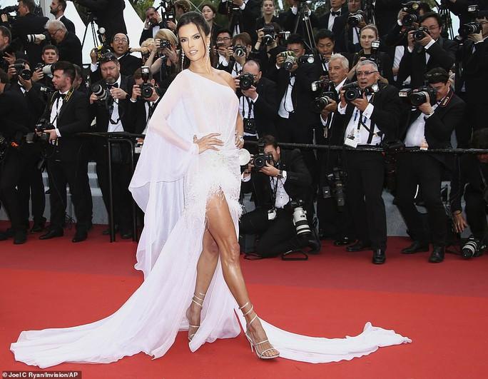 Dàn sao nữ diện đầm xẻ táo bạo tại Cannes 2019 - Ảnh 6.