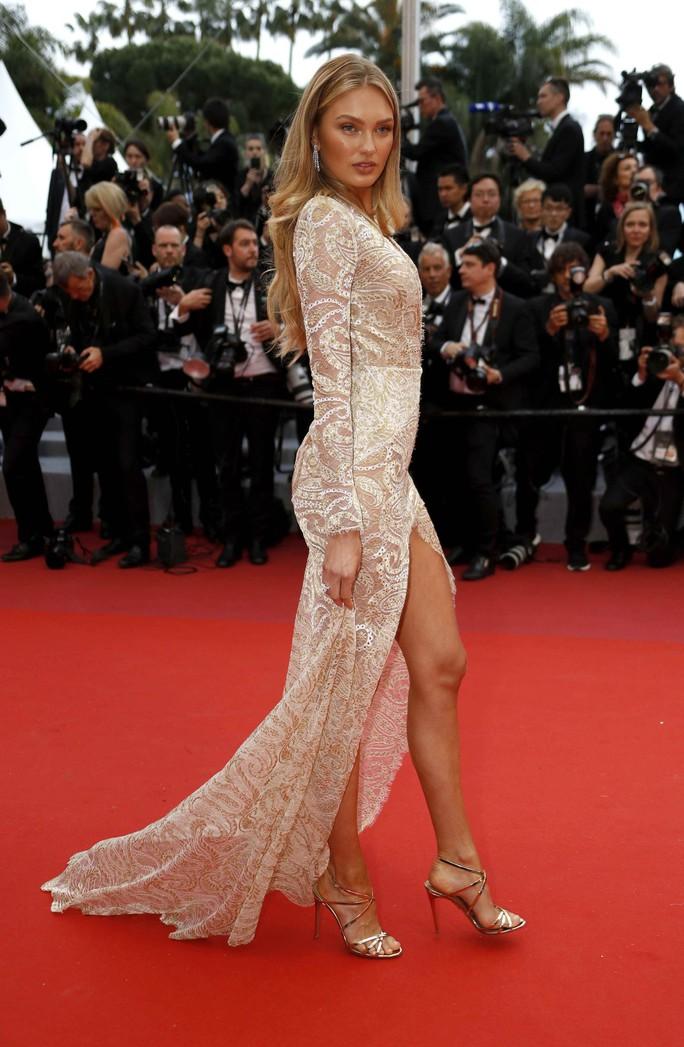 Dàn sao nữ diện đầm xẻ táo bạo tại Cannes 2019 - Ảnh 7.