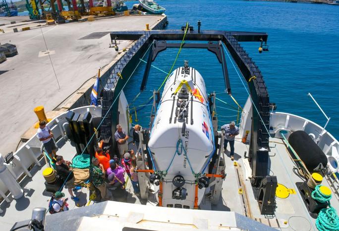 Rác thải nhựa có ở nơi sâu nhất dưới đại dương - Ảnh 3.