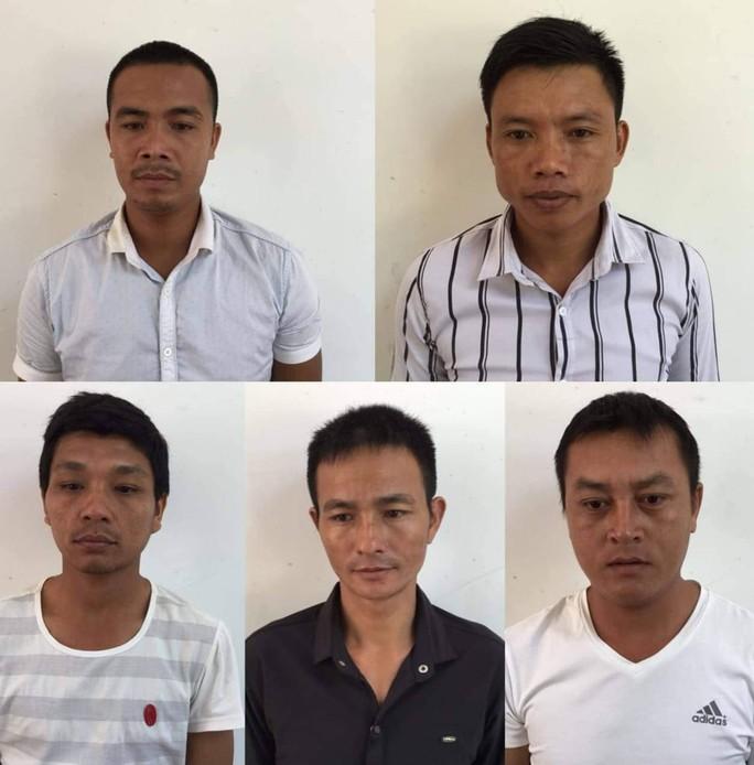 Thêm 6 đối tượng phá rừng tại Phong Nha - Kẻ Bàng bị khởi tố - Ảnh 1.