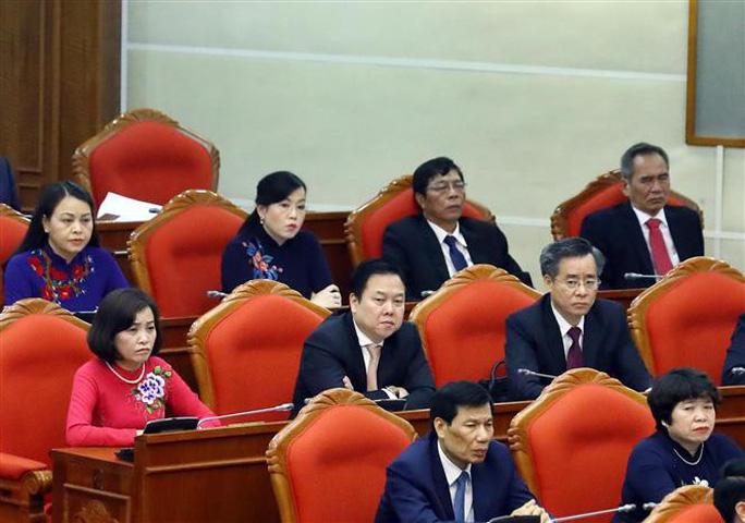 Cận cảnh khai mạc Hội nghị Trung ương 10 - Ảnh 20.