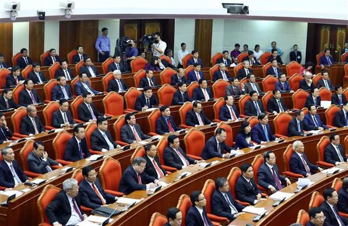 Cận cảnh khai mạc Hội nghị Trung ương 10 - Ảnh 21.