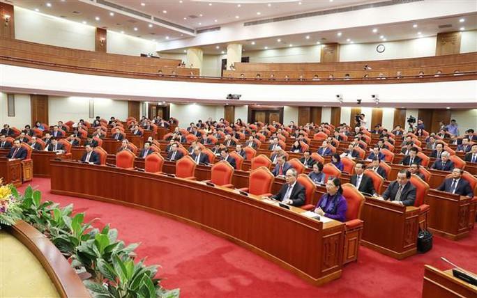 Cận cảnh khai mạc Hội nghị Trung ương 10 - Ảnh 5.