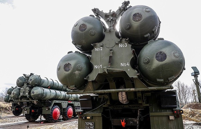 Thổ Nhĩ Kỳ sắp nhận S-400, Mỹ hủy bỏ ưu đãi thương mại - Ảnh 2.