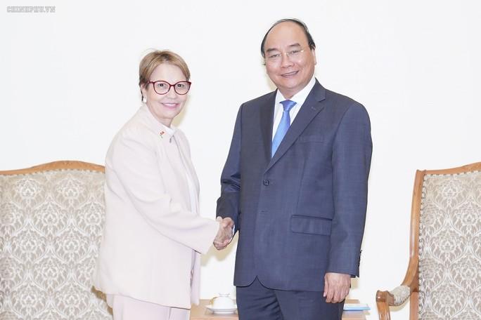 Tăng cường hợp tác thương mại Việt Nam - Brazil - Ảnh 1.
