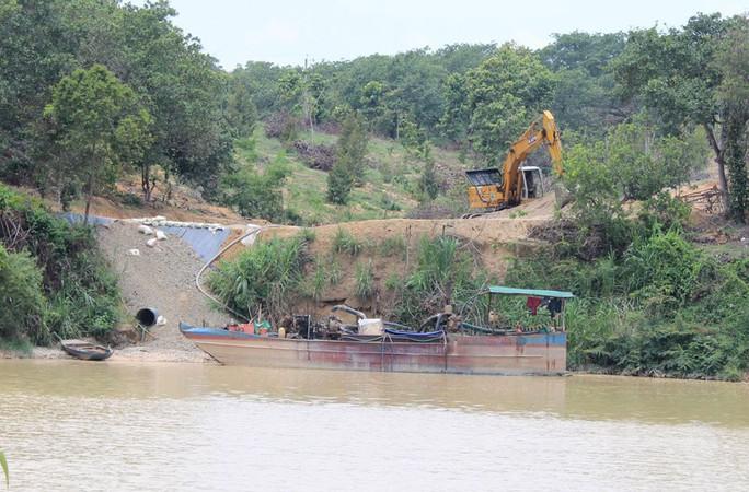 Sông Đồng Nai vẫn rên xiết - Ảnh 1.