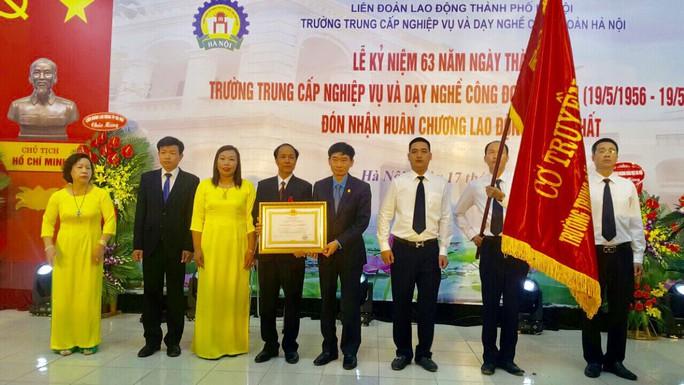 Hà Nội: Đào tạo, bồi dưỡng cho 55.000 lượt cán bộ Công đoàn - Ảnh 1.