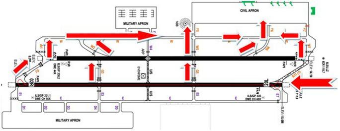 Khai thác đường băng số 2 tại sân bay Cam Ranh - Ảnh 1.