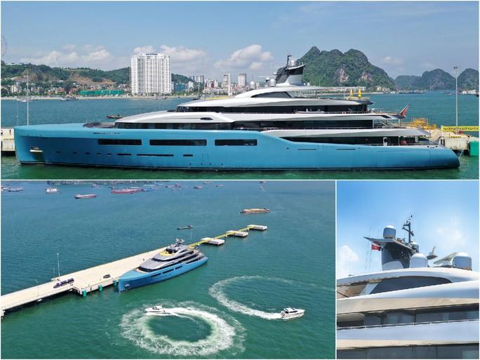 Cùng siêu du thuyền thăm vịnh Hạ Long, ông chủ Tottenham xem xét đưa đội bóng tới Việt Nam - Ảnh 1.