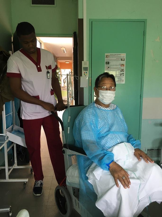 Giáo sư Trần Quang Hải thoát chết trong gang tấc - Ảnh 2.