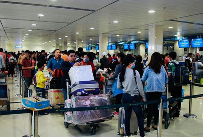 10 ngày sân bay Tân Sơn Nhất phát hiện 6 vụ trộm tài sản - Ảnh 1.