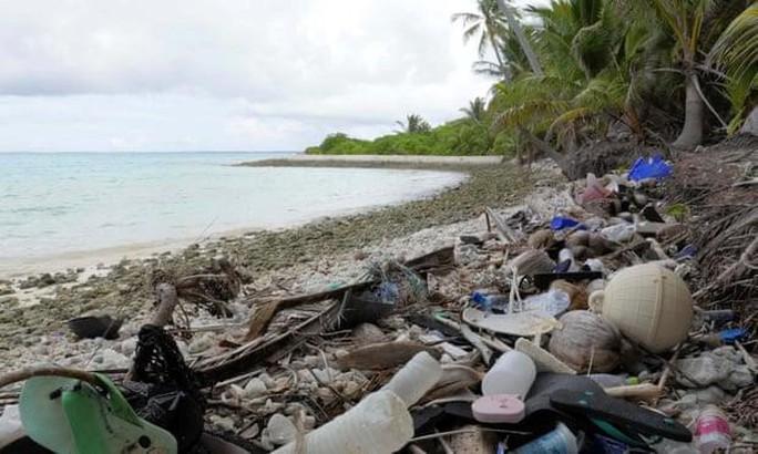 414 triệu mảnh rác thải nhựa ở nơi đảo xa - Ảnh 2.