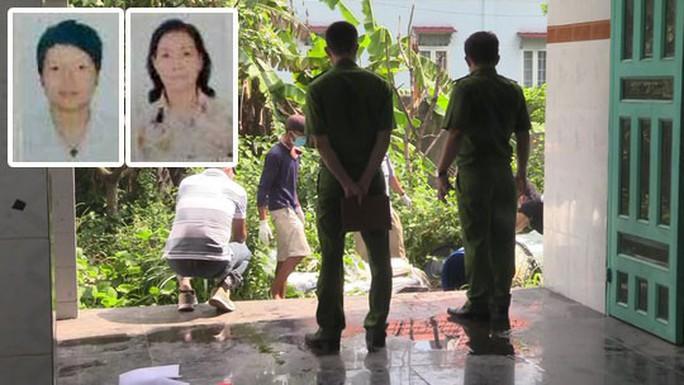 Vụ bê tông chứa xác người: Truy tìm 2 phụ nữ có hộ khẩu TP HCM - Ảnh 1.