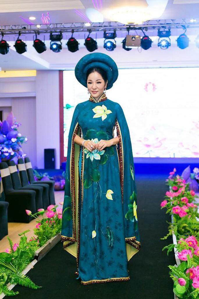 Cuộc thi Người mẫu - Đại sứ áo dài Việt Nam: Vinh danh áo dài - Ảnh 3.