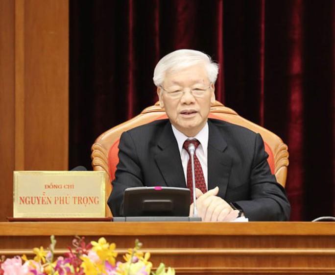 Bế mạc Hội nghị Trung ương 10: Thống nhất cao về tư tưởng chỉ đạo - Ảnh 1.
