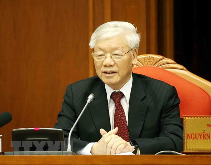 Toàn văn phát biểu bế mạc Hội nghị Trung ương 10 của Tổng Bí thư, Chủ tịch nước - Ảnh 1.