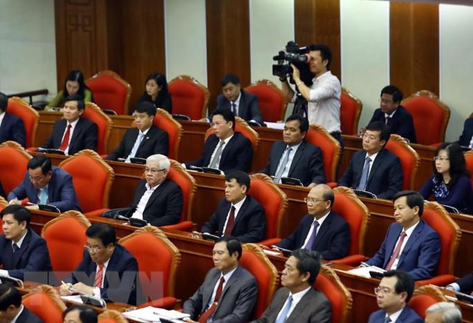 Những hình ảnh phiên bế mạc Hội nghị Trung ương 10 - Ảnh 12.
