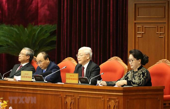 Những hình ảnh phiên bế mạc Hội nghị Trung ương 10 - Ảnh 6.