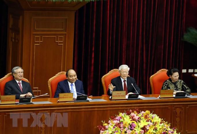 Những hình ảnh phiên bế mạc Hội nghị Trung ương 10 - Ảnh 5.