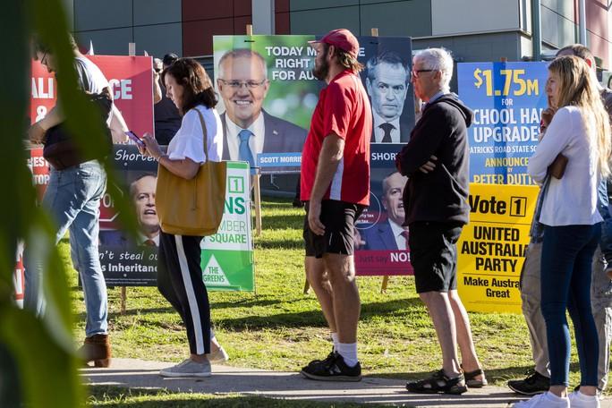 Bầu cử Úc: Thủ lĩnh Công đảng thừa nhận thất bại - Ảnh 1.