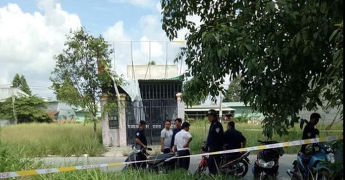 Tiếp tục hé lộ nhiều tình tiết về nhóm nghi phạm trong vụ bê tông xác người - Ảnh 1.