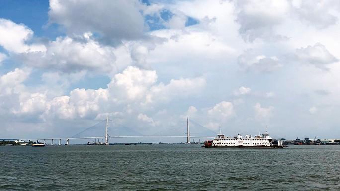 Cầu Vàm Cống bắc qua sông Hậu chính thức được khánh thành - Ảnh 25.