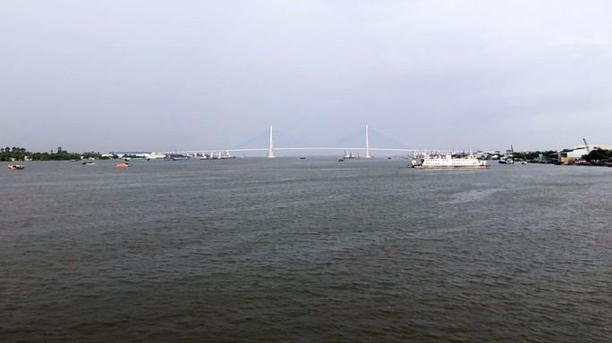 Cầu Vàm Cống bắc qua sông Hậu chính thức được khánh thành - Ảnh 26.