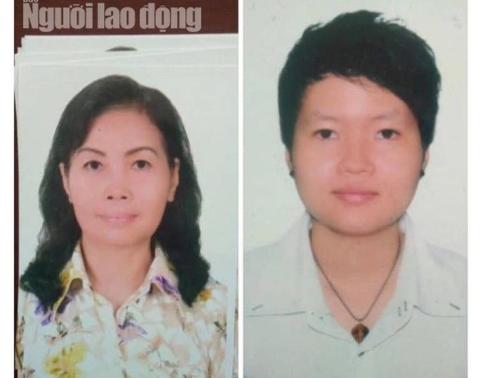 Nóng: Đã tìm được 2 phụ nữ liên quan đến vụ bê tông xác người - Ảnh 3.