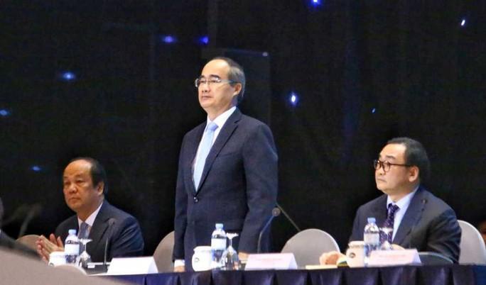 Thủ tướng Nguyễn Xuân Phúc lắng nghe 2.500 doanh nghiệp tư nhân hiến kế - Ảnh 3.