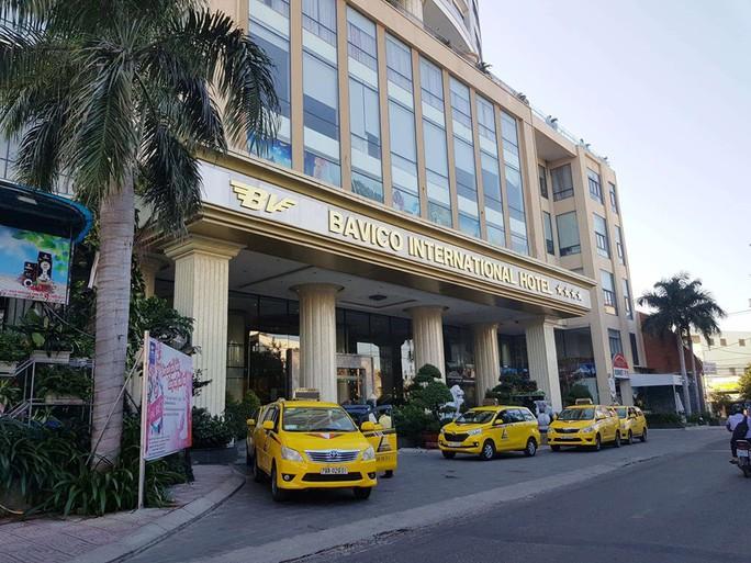 Xử lý sai phạm bán chui trên đất quốc phòng tại khách sạn Bavico - Ảnh 1.