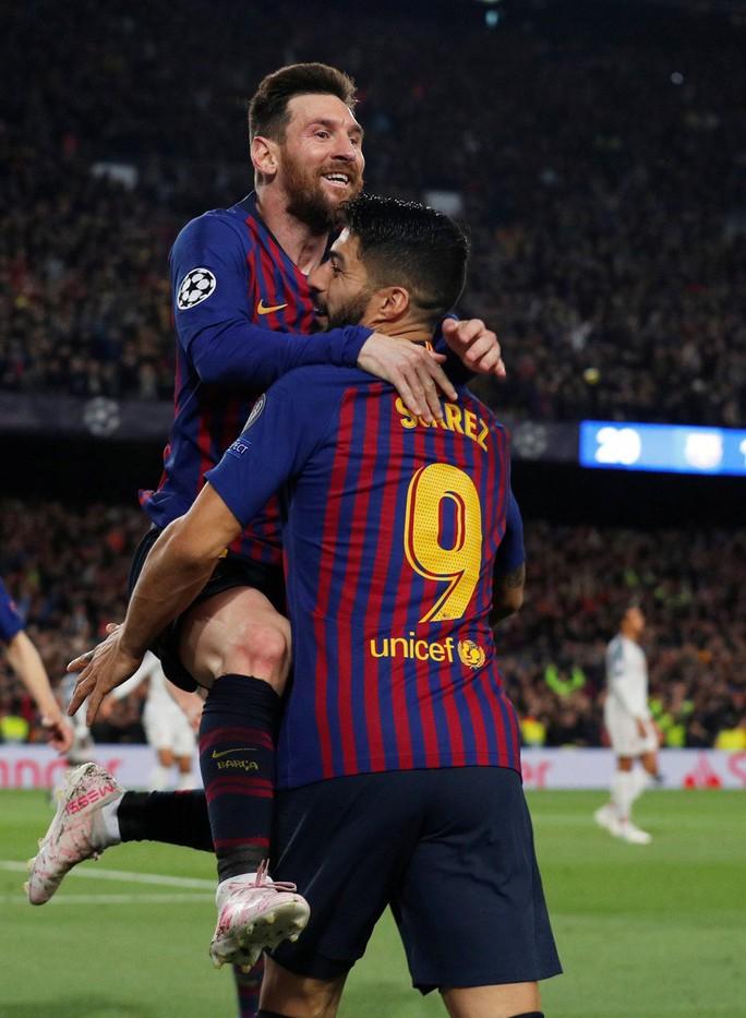 Phù thủy Messi và ma thuật từ đôi chân thiên tài - Ảnh 4.