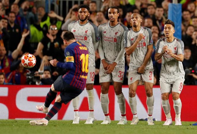 Messi ghi bàn thắng thứ 600, Liverpool thua thảm Barcelona - Ảnh 11.