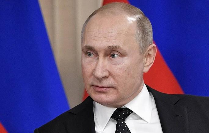Tổng thống Putin ký ban hành luật ngắt kết nối internet toàn cầu - Ảnh 1.